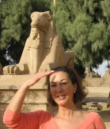 Zamira Karnak closeup