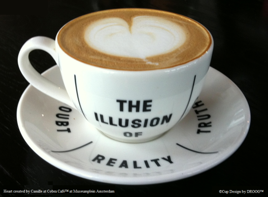 Illusion of Reality with love
